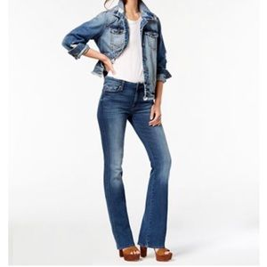 7 jeans for all mankind Kimmie bootcut jeans